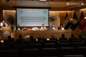 كلية العلوم الاسلامية تشارك في المؤتمر العلمي القرأني الاول