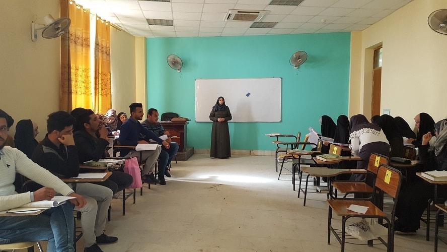 قسم الفقه واصوله ينظم مناظرة علمية حول الدعوة والخطابة
